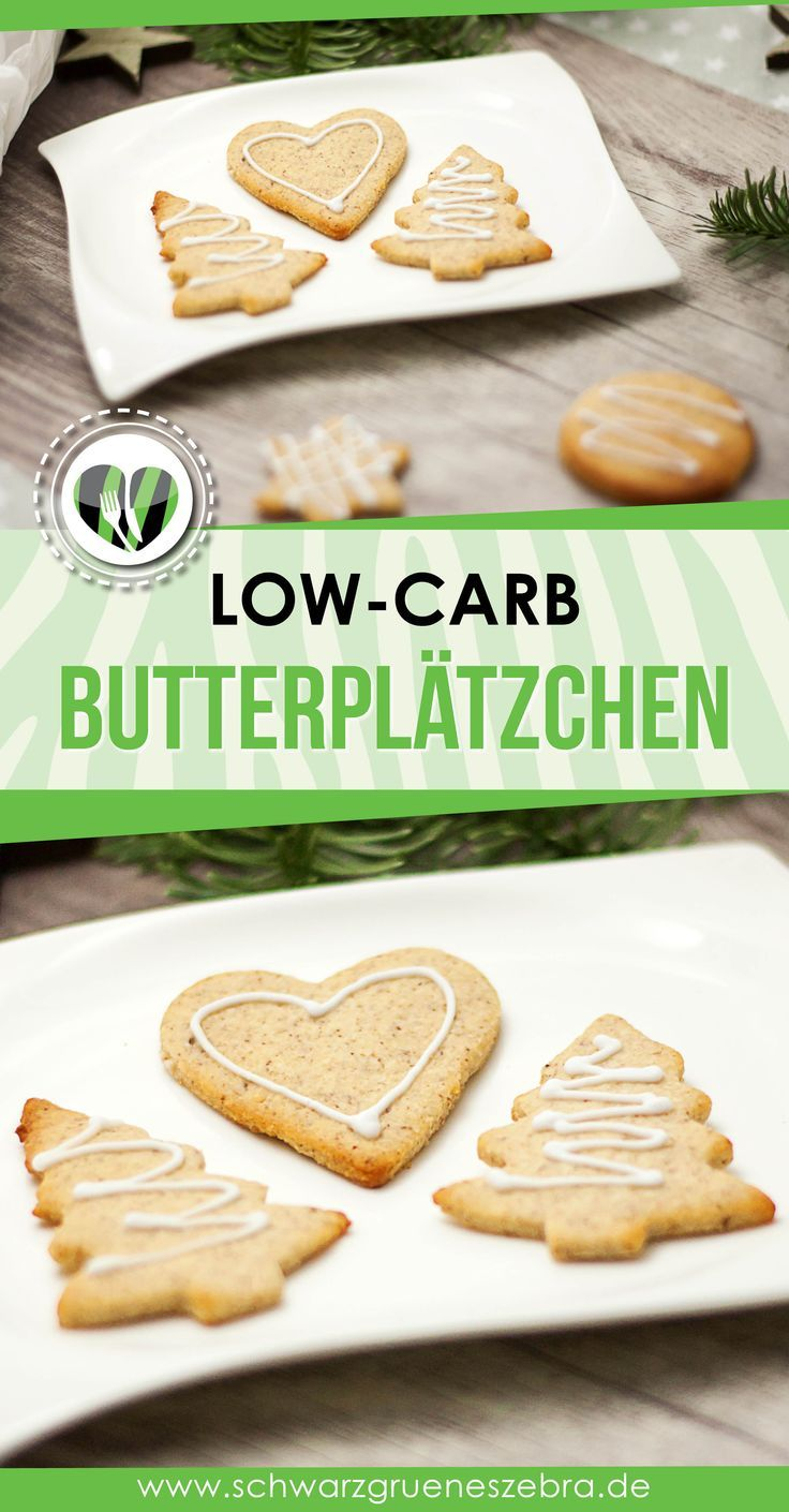 Low Carb Butterkekse   – Low Carb