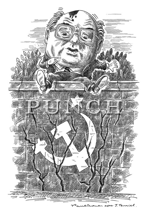 the causes of the collapse of the soviet union and the political history of mikhail gorbachev The collapse of the communist bloc mikhail gorbachev's reformist policies in the soviet union fuelled opposition movements to the communist regimes in the soviet.