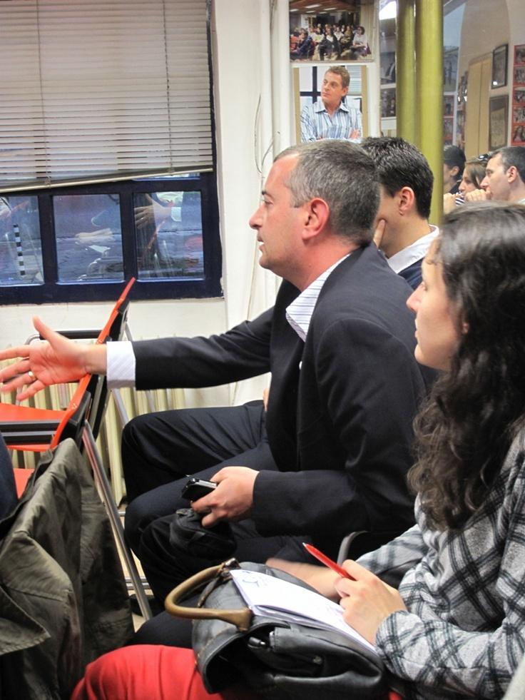 """31.05.2012: """"Каква e ролята на социалнo отговорните кампании за бизнеса?"""""""