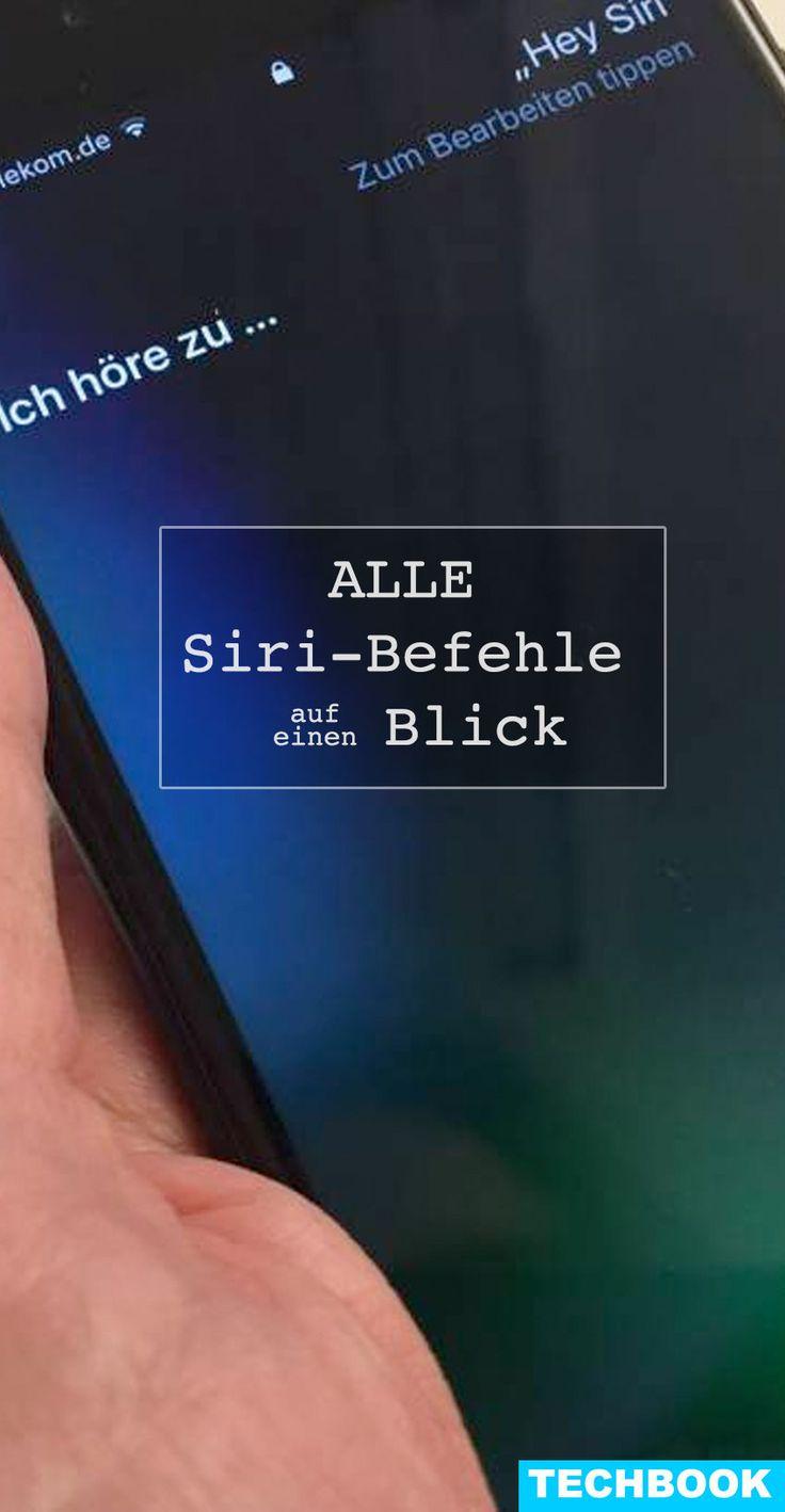 """iPhone-Nutzer haben alle schon einmal mit ihr gesprochen: Apples Sprachassistentin Siri. Aber was Siri wirklich alles kann, wissen die wenigsten. Aufklärungsarbeit leistet da das Projekt """"Hey-Siri.io"""", das sämtliche Befehle aufgelistet hat, die Siri versteht."""