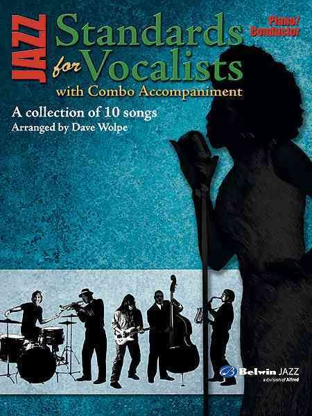 Jazz Standards for Vocalist: Piano/Conductor