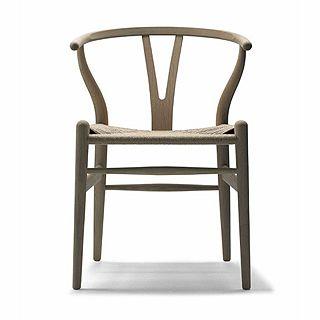 wishbone chair / Y-chair, Hans Wegener 1950