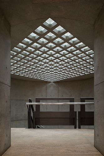 Center for British Art and Studies, Yale University - Louis Kahn, Architect