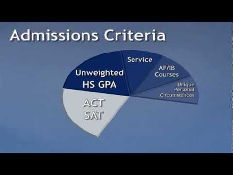 [About BYU] Admissions Criteria - YouTube