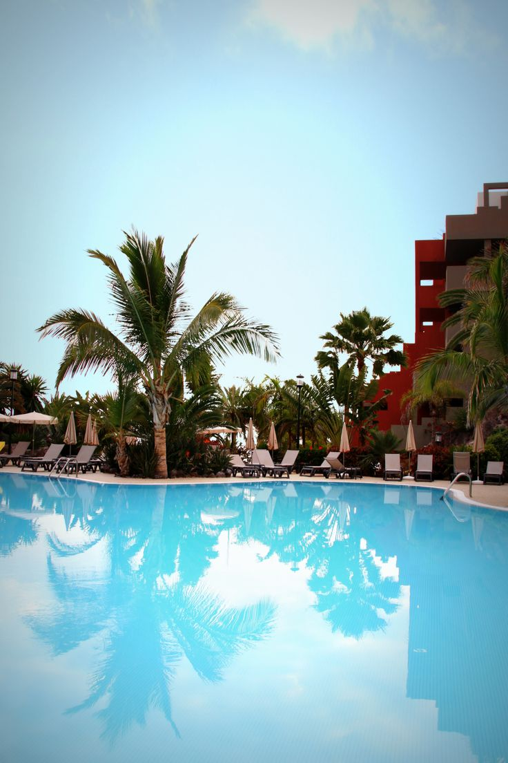 Roca Nivaria GH 5* in the south of #Tenerife #AdrianHoteles