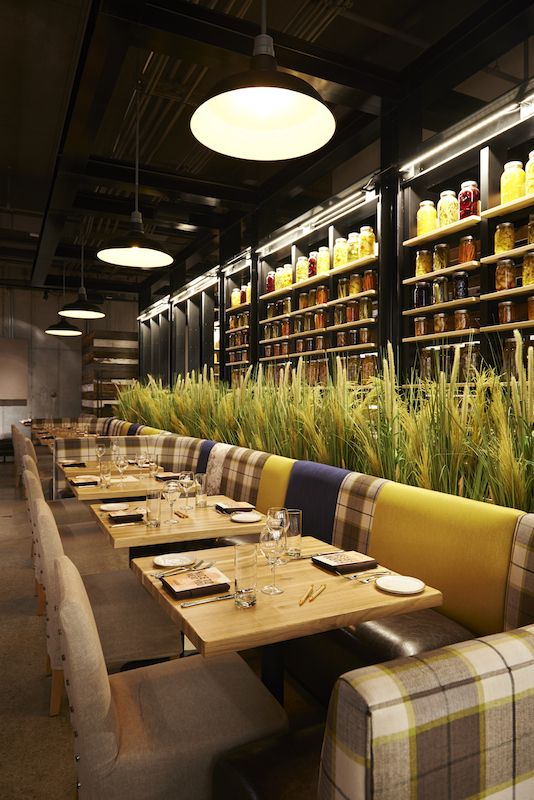 Superb Urban Farmer Cleveland Interior. Restaurant DesignRestaurant ...