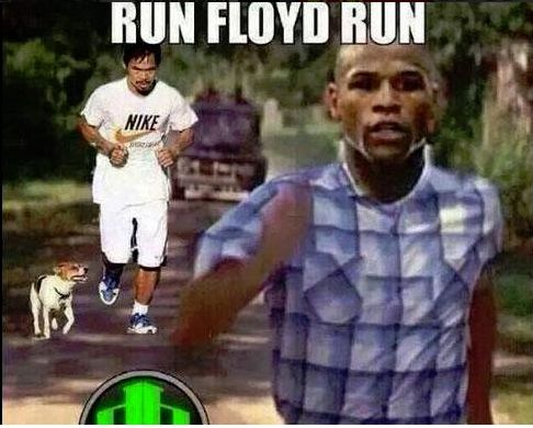 Los memes del Mayweather vs Pacquiao