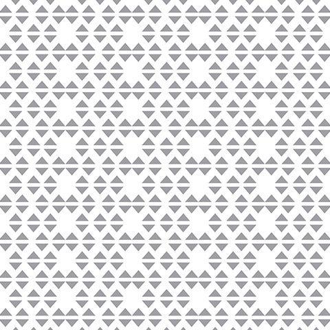 Scandinavische driehoek donkergrijs