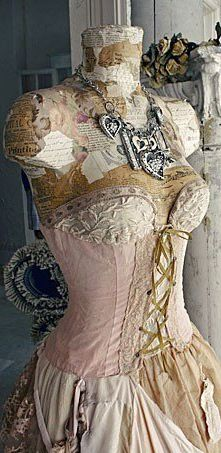 a shabby and French girl, would love to have this in my bedroom