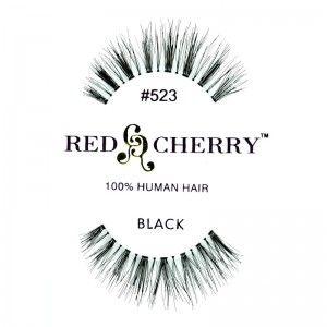Gene False Red Cherry 523 doar pe http://www.makeup-shop.ro