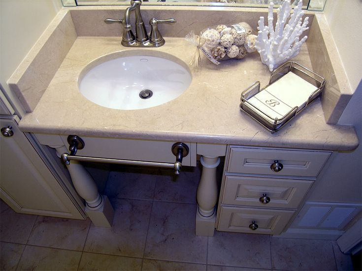 Photo Gallery Website handicap bathroom sinks and cabinets Unique Bathroom Fixtures and Cabinetry