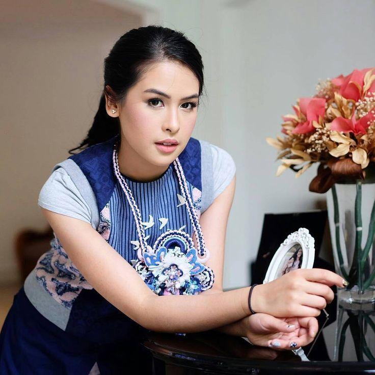 maudy ayunda. beautiful indonesia girl