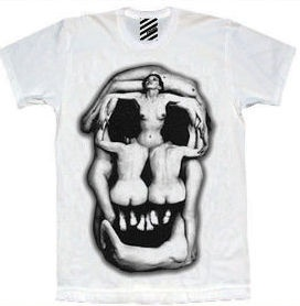 Skulldugery T-shirt coming soon at www.hennie-t.com