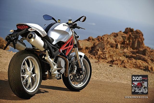 The Ducati Monster Bible by Ian Falloon