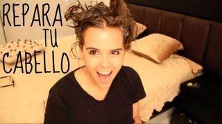 ADIOS CABELLO MALTRATADO EN 30 MINUTOS♥ -Yuya - YouTube