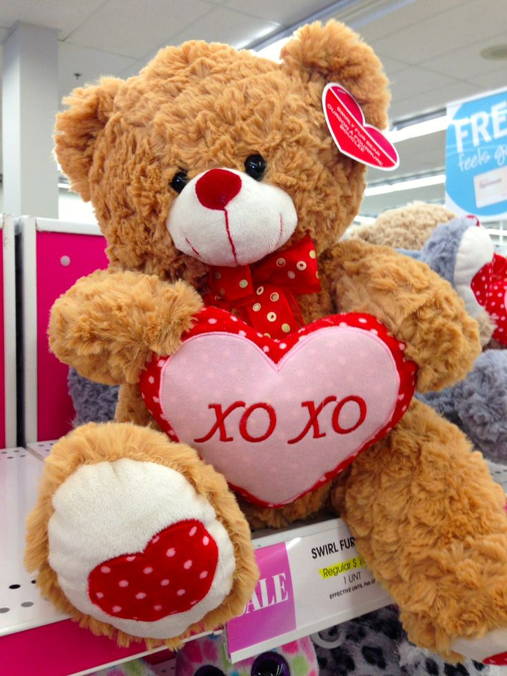 teddy for valentine day