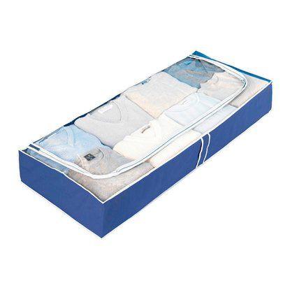 Wenko Air ágy alatti tároló, vlies, 103 x 16 x 45 cm
