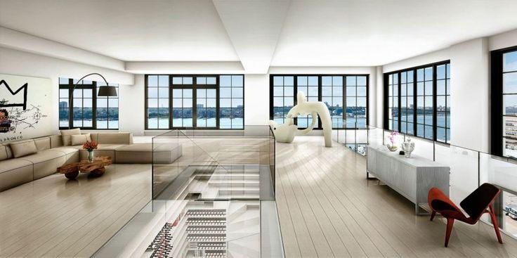 Sky Vault Manhattan Penthouse by MVRDV (1, New York. 23 million)