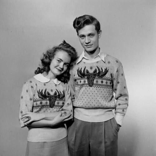 Des Moines, Iowa High School Teenagers, 1947