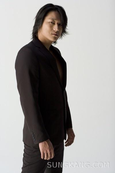 Sung Kang. Han from fast five ad Tokyo drift.