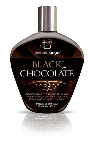 Black Chocolate 200x Tanning Bronzer in 2020 | Indoor ...