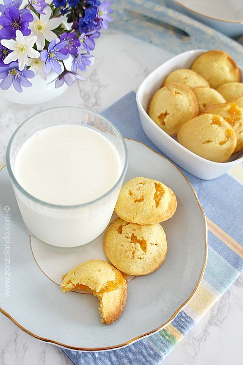Biscotti cuor di mela | Zonzolando