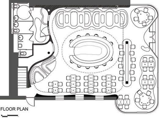 Designing A Restaurant Floor Plan Home Design And Decor Reviews