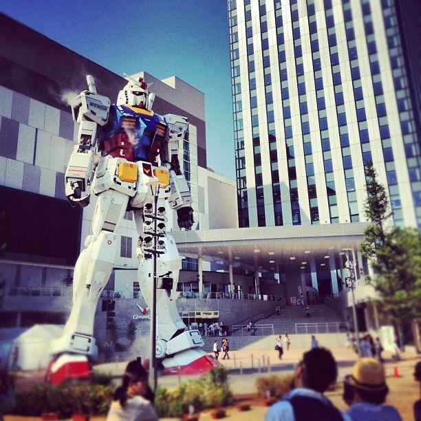 Cool Japan? in DAIBA - @hax- #webstagram