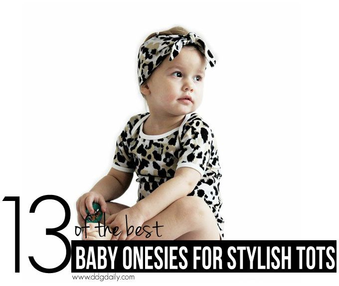 Play time starts now: 13 of the best baby onesies for fashionable tots  | pets and kids home sweet home lifestyle galleries feature  picture
