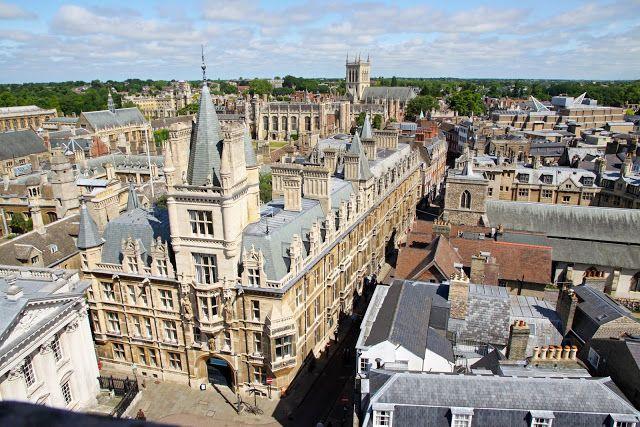 Great St Mary's Church, Cambridge, United Kingdom