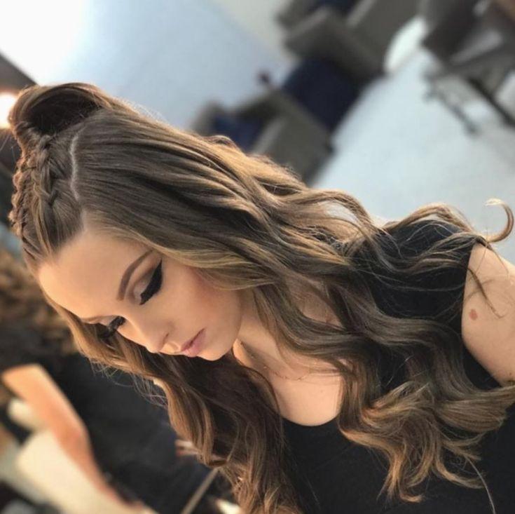 ✔ Hairstyles Prom Videos Hairlook #beachwaves #hair #balayage#balayage #beachwaves #hair #hairlook #hairstyles #prom #videos