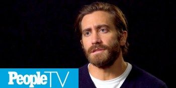 Jake Gyllenhaal On His Love Life Rumors, Desire To Start A Family & New Movie 'Stronger' | PeopleTV