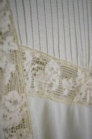 Lace detail -Magali Pascal