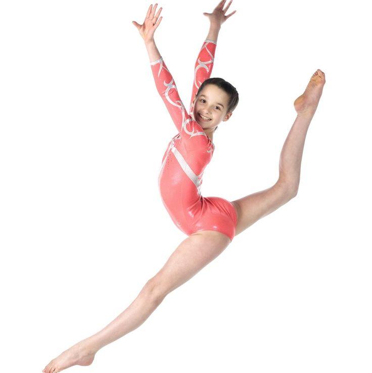 Annie LeBlanc gymnastics