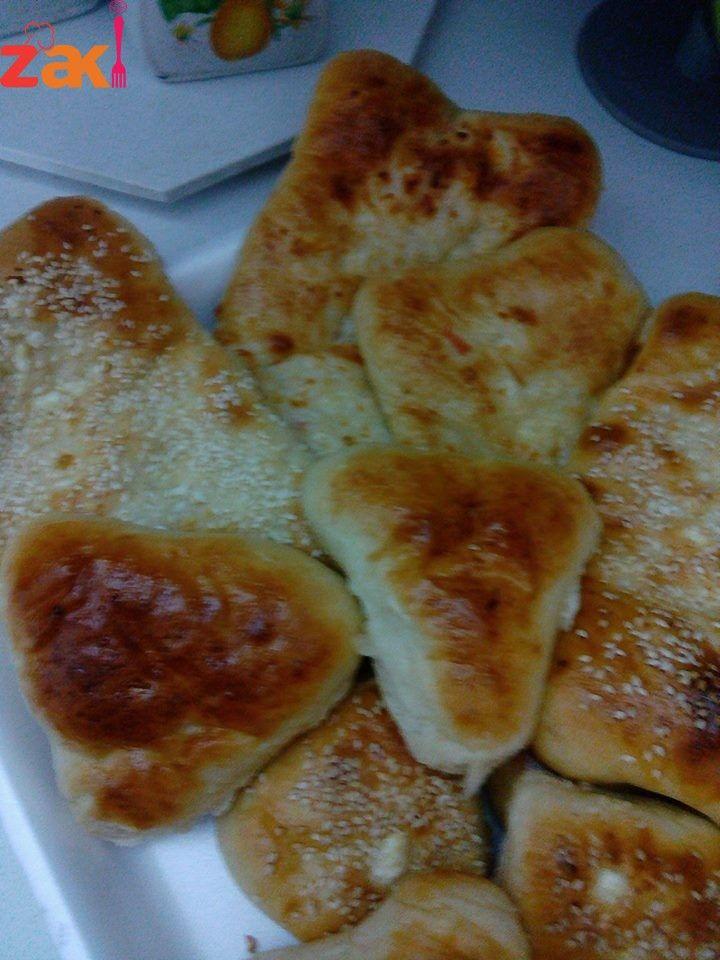 طريقة عمل المعجنات زاكي Food Breakfast Toast