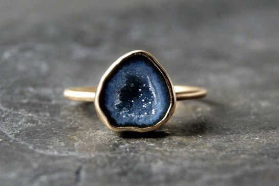 9 Etsy Jewelers You Need To Know About #refinery29  http://www.pipeline.refinery29.com/best-etsy-jewelry#slide-19  Anatomi Kyla O'Connor's Madison, WI-based jewelry line, Anatomi, has the whole raw-gemstone thing on lock. Here, you can shop a variety of handpicked fossils, geodes, and other unique gems. ...