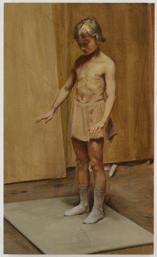 The Current Season: Michaël Borremans: the Devil's Dress Revised