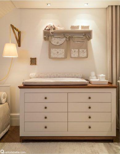 Conexão Décor Cômoda, um móvel coringa na decoração. Cômoda no quarto de bebe não pode faltar. http://conexaodecor.com/2017/06/comoda-um-movel-coringa/