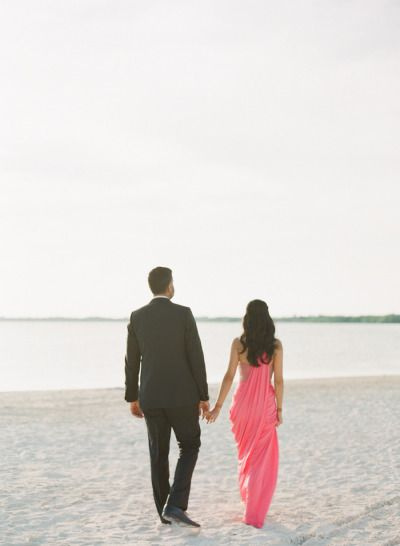 Beach reception: http://www.stylemepretty.com/2015/05/12/cultural-cancun-destination-wedding-part-iii/ | Photography: Heather Waraksa - http://heatherwaraksa.com/: