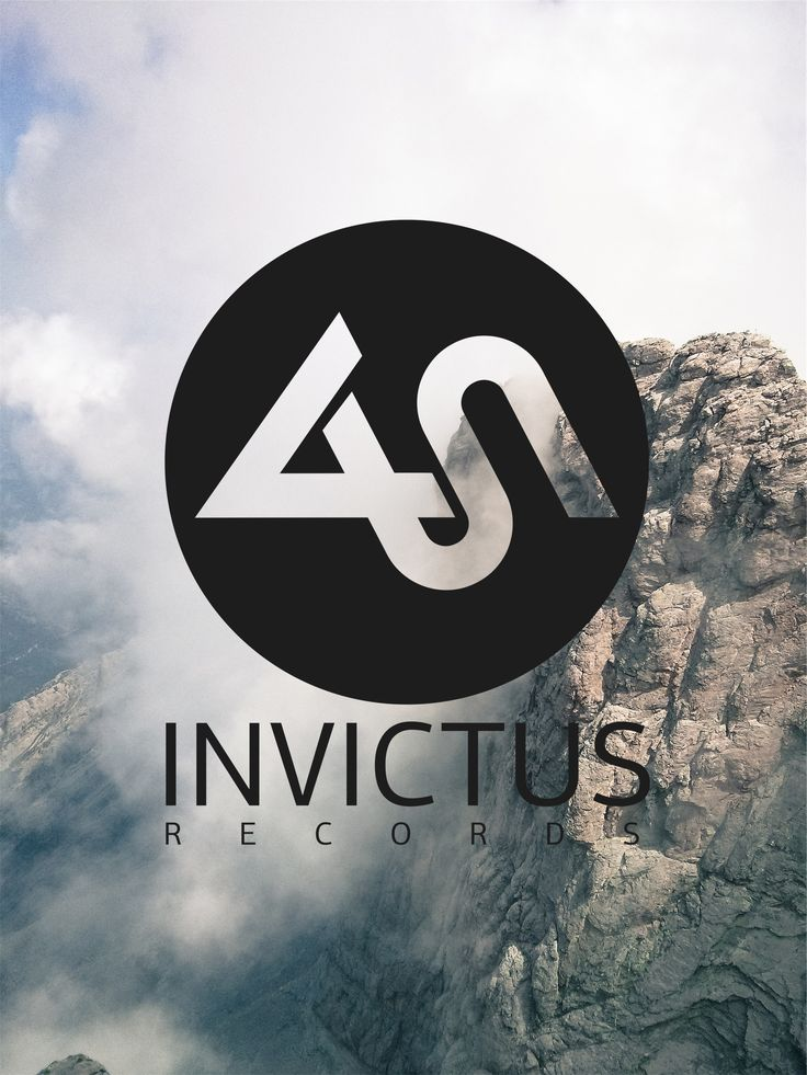 logo invictus records