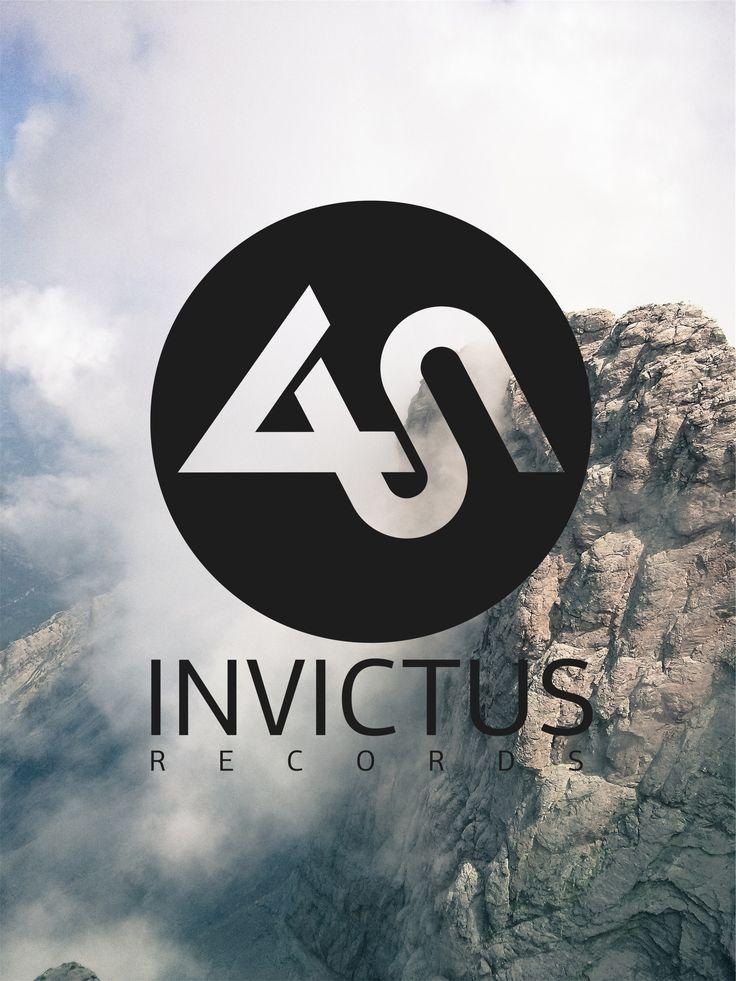 logo invictus records