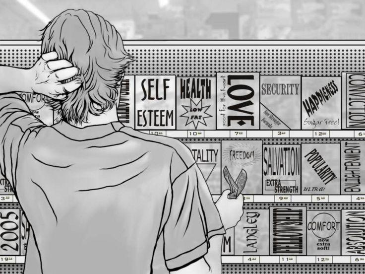Tüketim toplumu olmak ve kontrol dışı tüketicilik her zaman eleştiri konusu olmuştur, görünen o ki insanlar tüketmeye mahkum kaldığı sürece...
