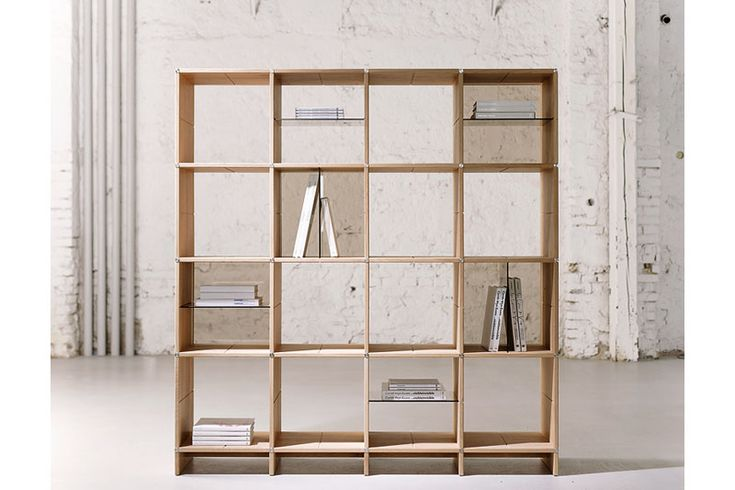 German Bookshelf Design #Furniture #Design #Vietnam