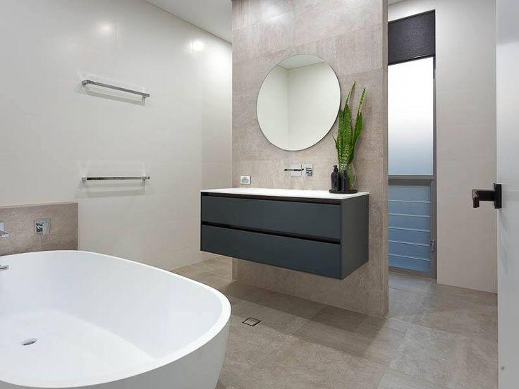 Swanbourne Residence // Bathroom by Retreat Design    #design #bathroom #interior #cabinetry