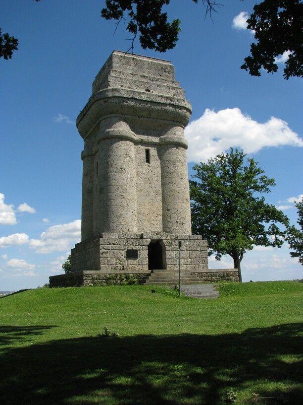 Augsburg, Bismarck Turm