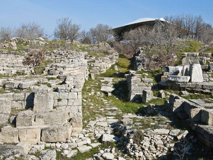 Troie, Turquie
