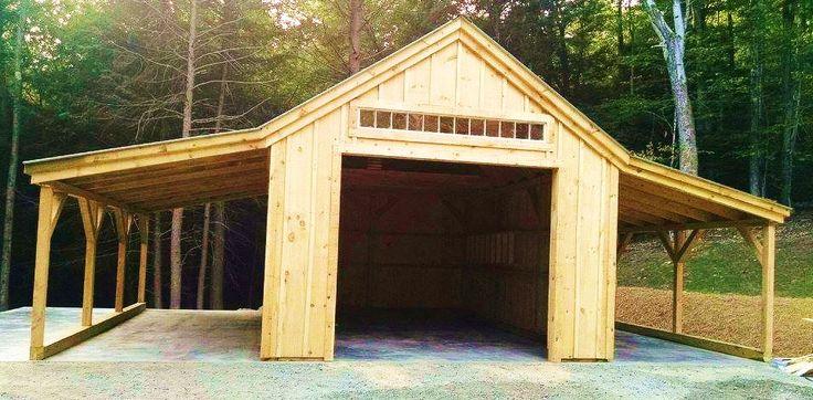 14 best metal garages steel garages metal garage kits for 2 bay garage kit