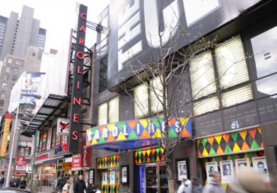 Carolines on Broadway I NYC Stand-Up Comedy Club and Special Events Venue I About Us | Carolines