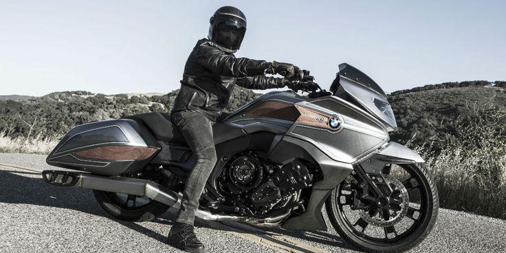 BMW Motorrad Concept 101 Motorcycle - Viva Moto