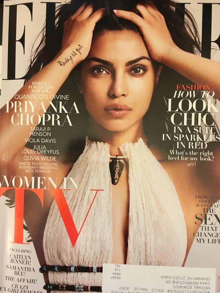 Wow! Notice the parted lips. | Priyanka chopra, Fashion ...